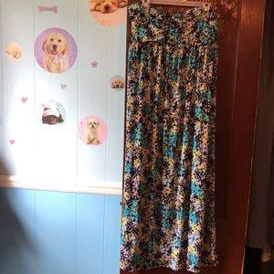 Torrid size 2 strapless dress